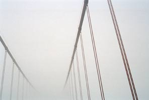 Golden Gate, May 2003 (C)2003 Kevin Bjorke