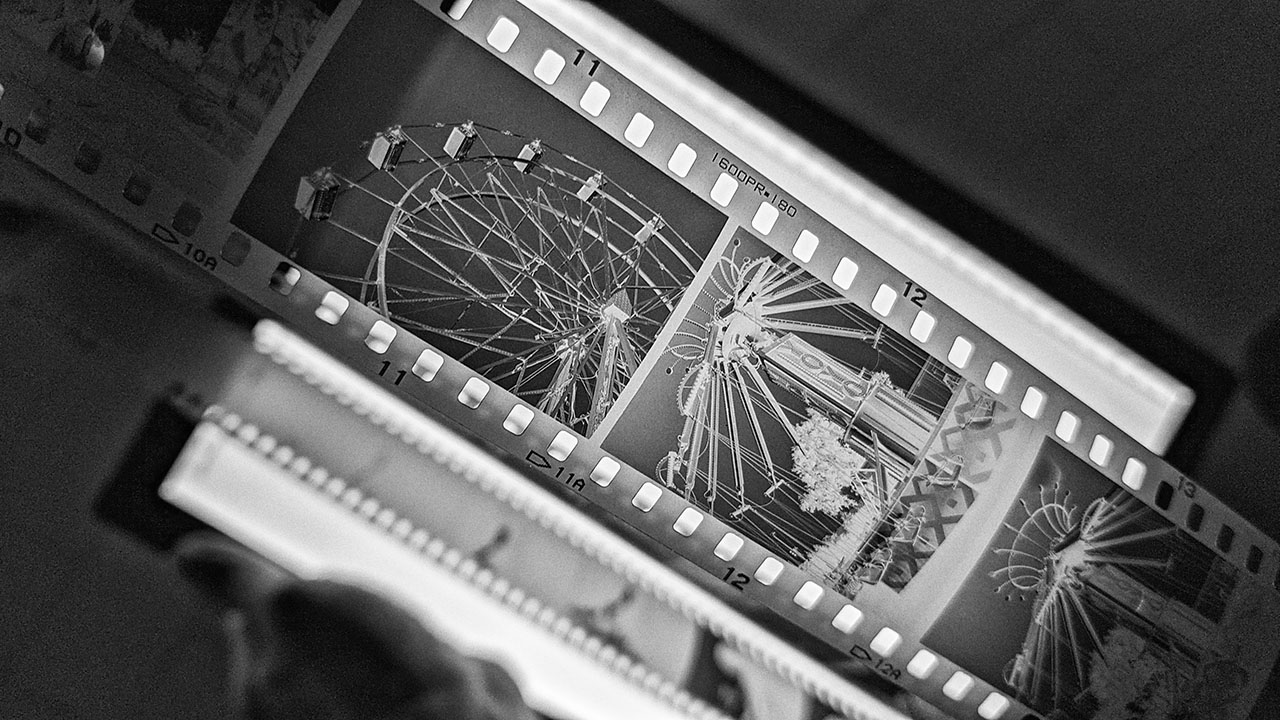 Film Photography for the Impatient